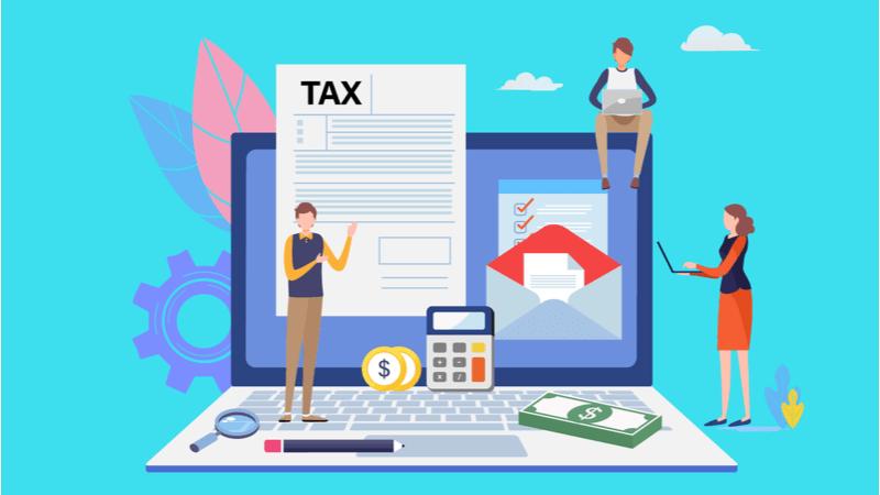 海外バイナリーオプションの確定申告の条件と納税額の計算方法について